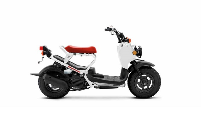 2020 Honda Ruckus side view