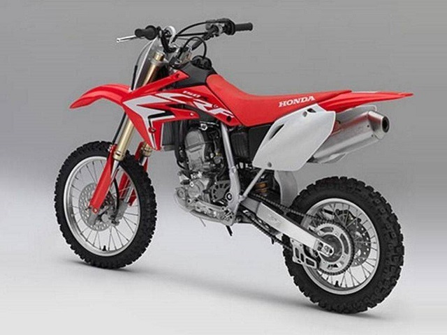 2020 Honda CRF150R rear