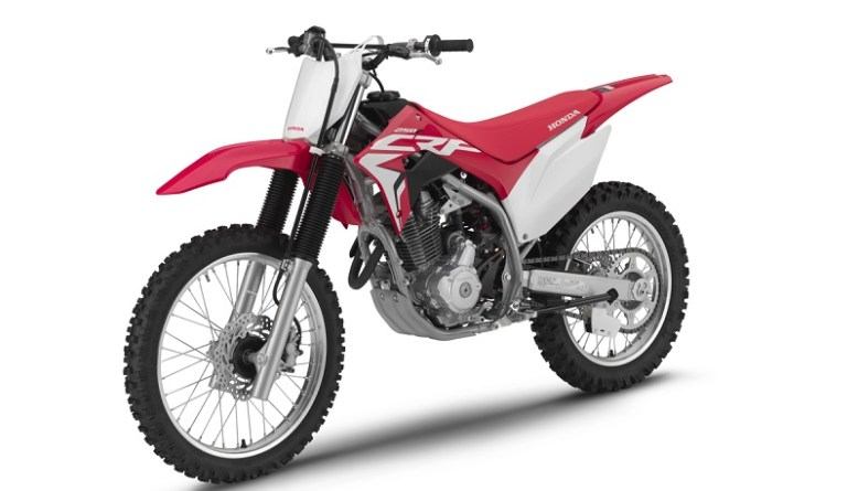 2020 Honda CRF250F Big Wheel featured