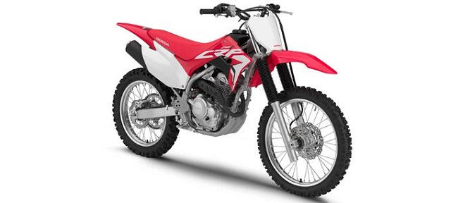 2020 Honda CRF250F Big Wheel front