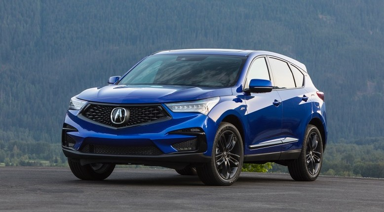 2021 Acura RDX Featured