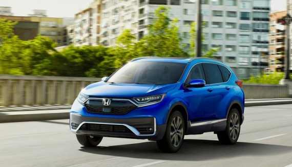 2021 Honda CR-V featured