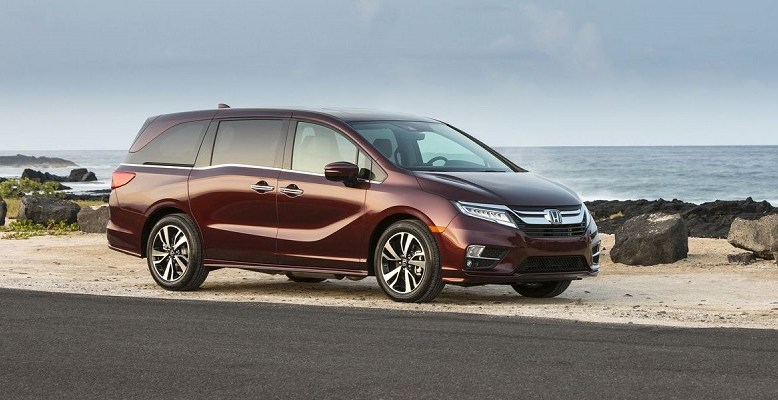 2021 Honda Odyssey Featured