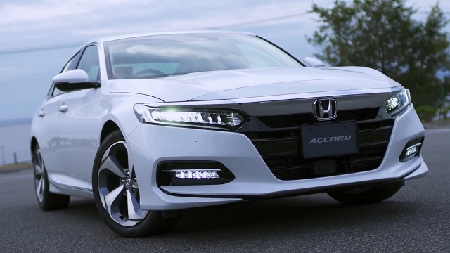 2021 Honda Accord Coupe front