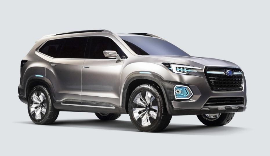 2018 Subaru Ascent Price Release Date Performance Specs