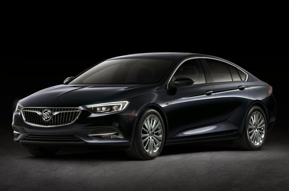 2018 Buick Regal GS Price Release Date Specs