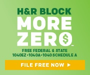H&R Block More Zero
