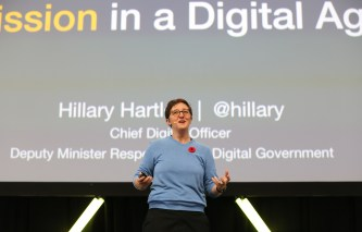 Hillary Hartley presents