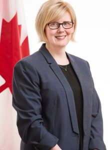 The Honourable Carla Qualtrough