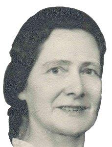Guðrún Sigríður Sigurbjörnsdóttir (22. apríl 1906 - 7. janúar 1991).