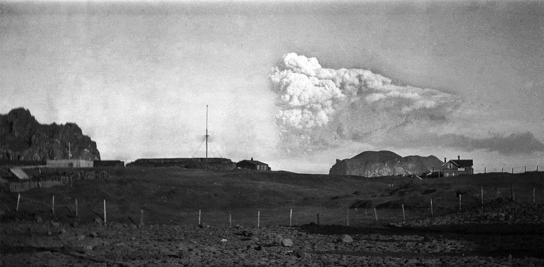 Vestmannaeyjar 1918