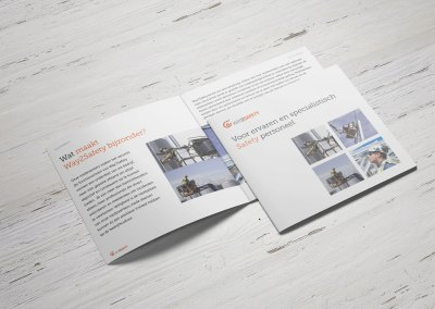 Way2Safety brochure concept