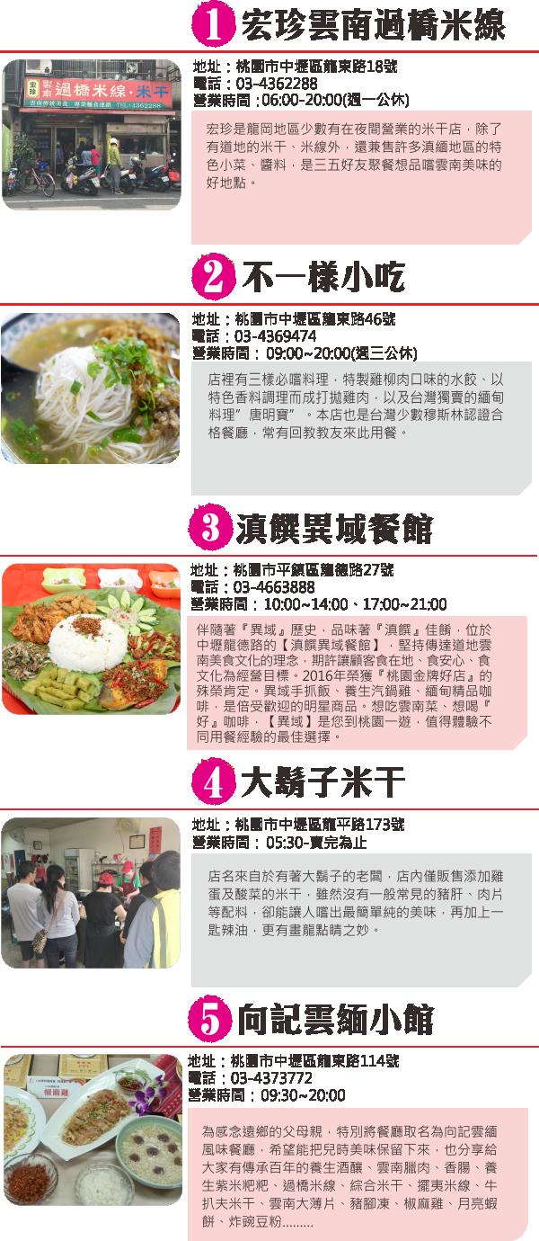 美味龍岡 – 2018龍岡米干節