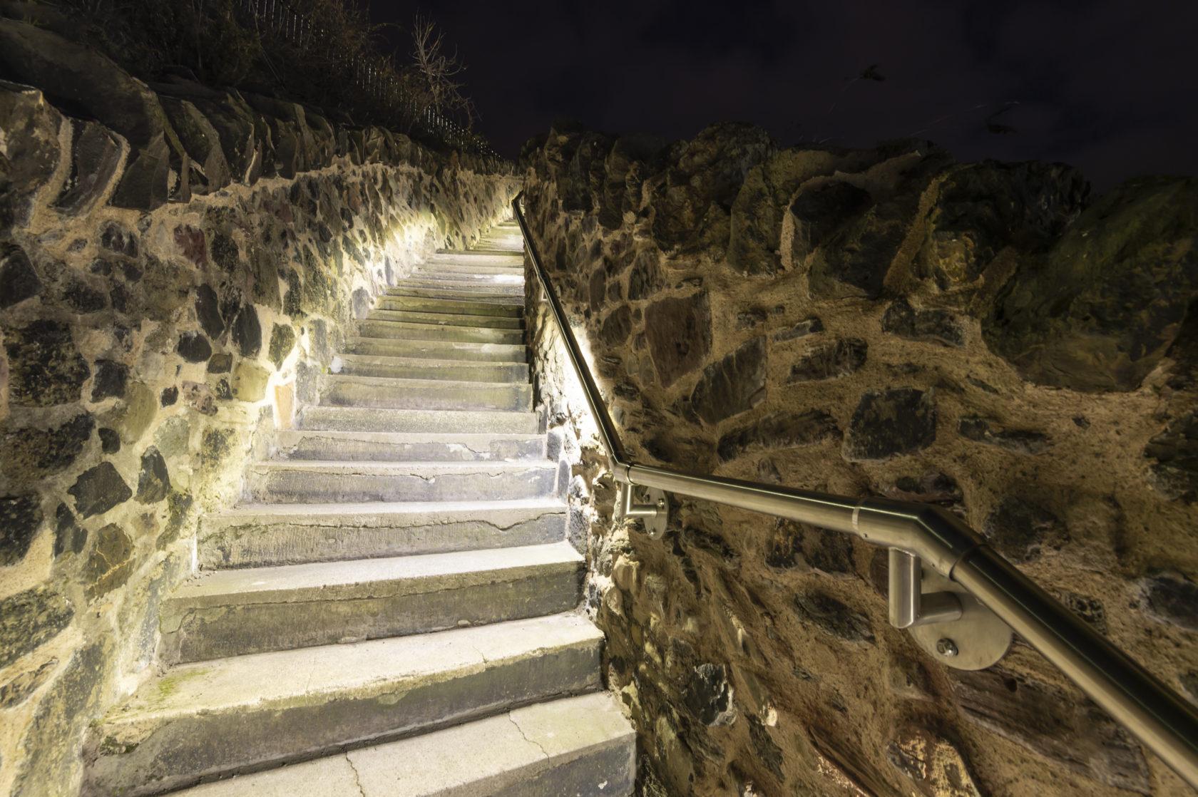 Jacob S Ladder Restoration Project Scottish Design
