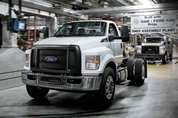 2018 Ford F-650 Review