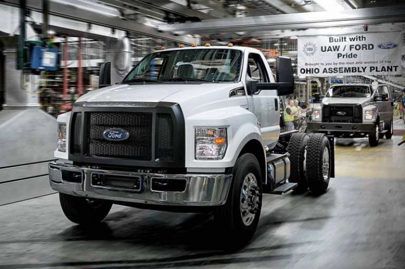 2018 Ford F-650 Review - 2019 - 2020 Best Trucks