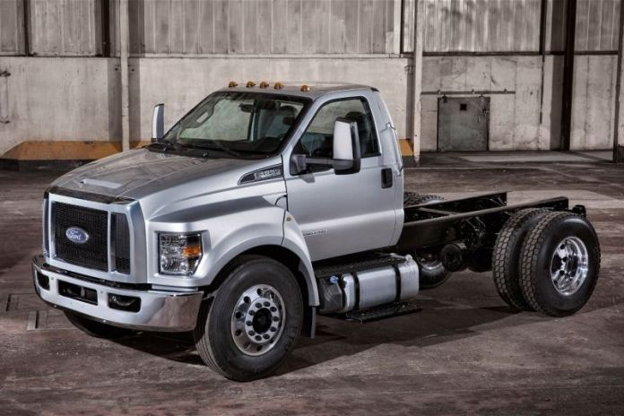 2018 Ford F-750 Specs, Engine