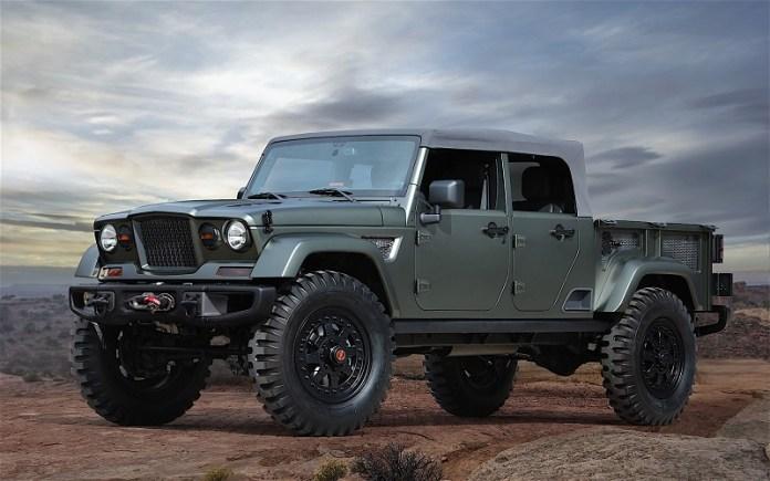 2018 jeep wrangler pickup truck hybrid - 2019 - 2020 best trucks
