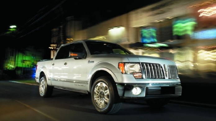 2018 Lincoln Mark LT Price, Release date