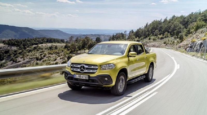 2018 Mercedes X Class Pickup Truck Price 2019 2020 Best Trucks