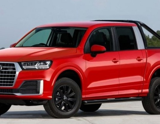 2019 Audi Pickup Truck