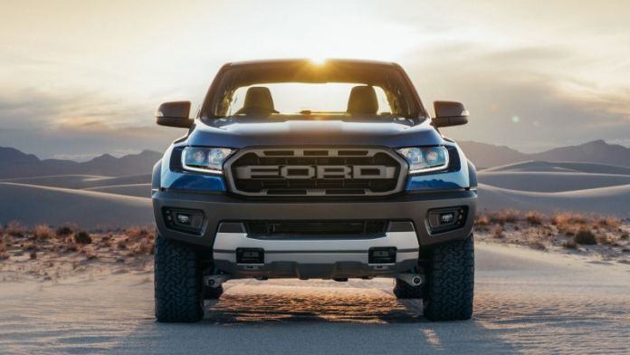 2019 Ford Ranger Raptor Coming with a 210-horsepower Diesel Engine