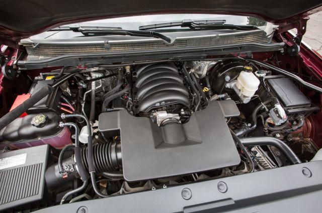 2019 GMC Sierra 1500 engine