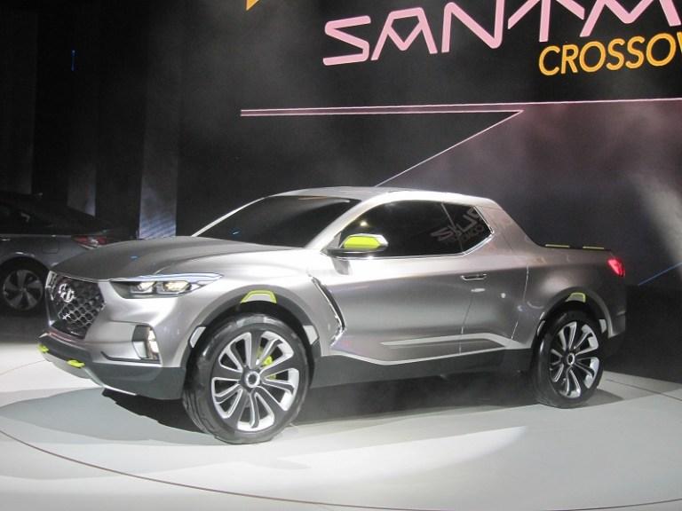 2019 Hyundai Santa Cruz Pickup Review