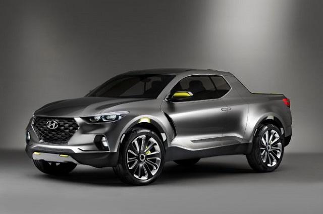 2019 Hyundai Santa Cruz Pickup