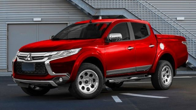 2019 Mitsubishi Triton Review, Changes
