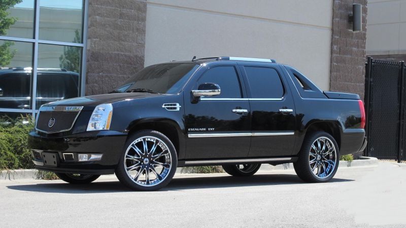 serving i at highland escalade cadillac ext detail partners auto used