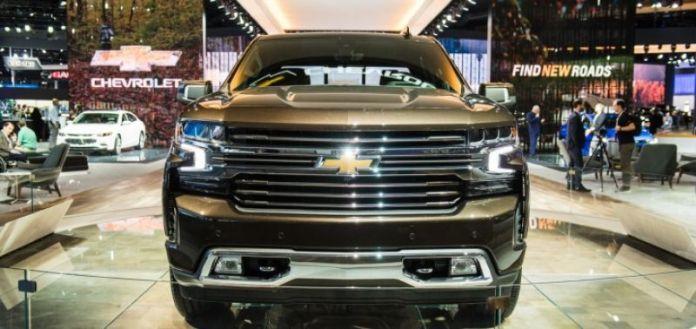 2019 Chevrolet Silverado 1500 Diesel Review, Specs