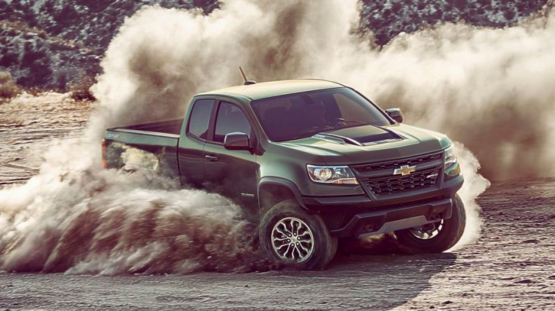 2019 Chevy Colorado Zr2 Price Specs Release Date 2019 2020