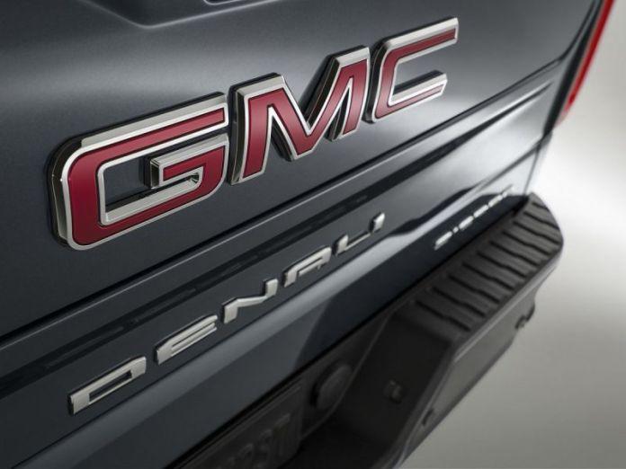 2019 GMC Sierra 1500 Denali Spy Photos, Redesign
