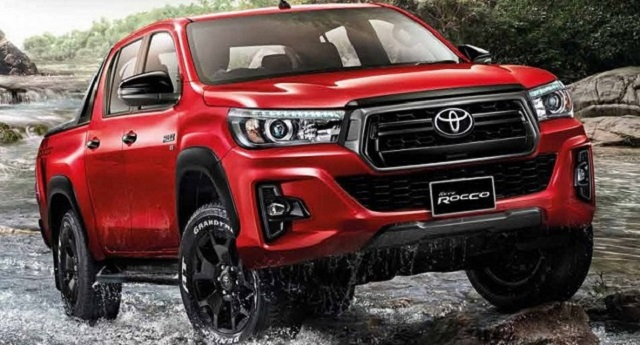 2019 Toyota Hilux USA, Philippines, Price - 2020-2021 Best ...