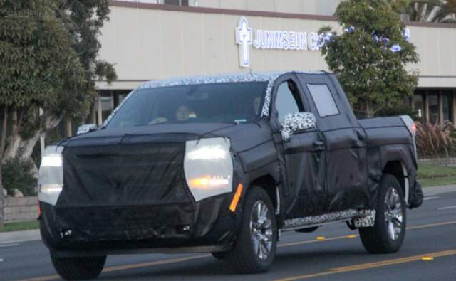 2019 Chevrolet Silverado 2500HD view