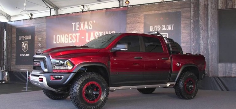 2019 Ram Rebel TRX Price, Release date and Specs