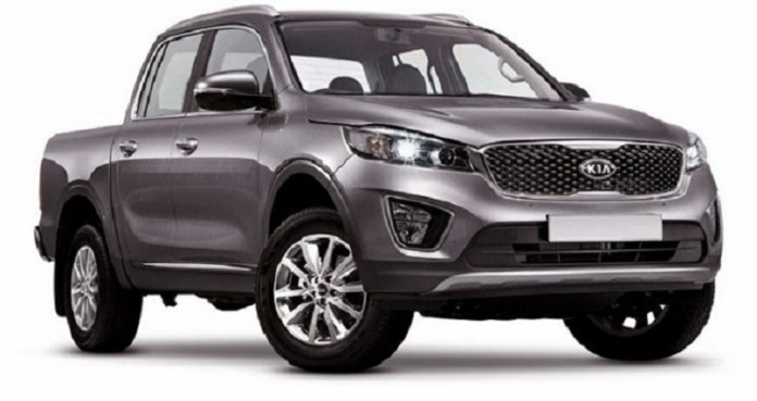 Kia PickupConcept Release date and Specs