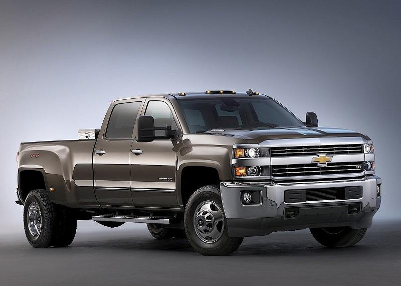 2019 Chevrolet Silverado 3500HD Crew Cab - 2019 - 2020 Best Trucks
