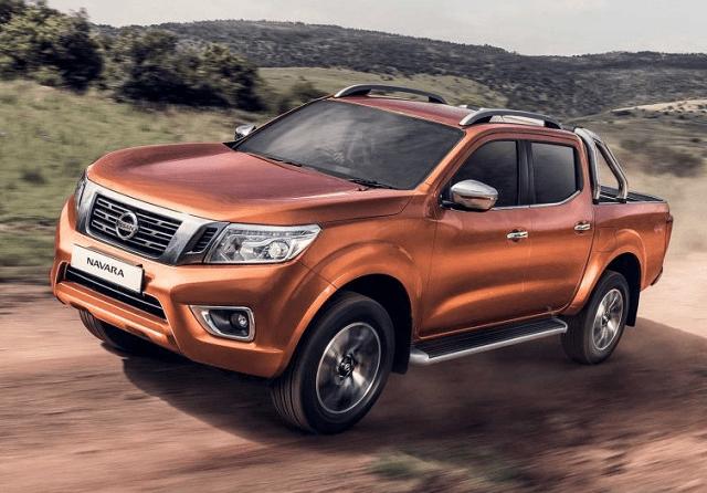 2019 Nissan Navara (NP300) Changes - 2019 - 2020 Best Trucks