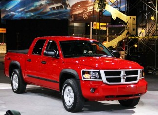 2019 dodge dakota review