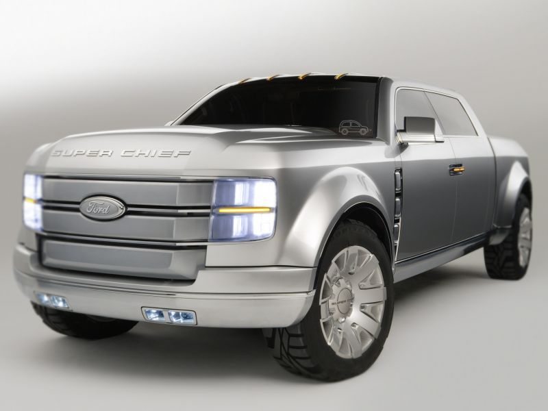 Super Chief Ford Truck Price >> 2019 Ford Super Chief Review Price Release Date 2019