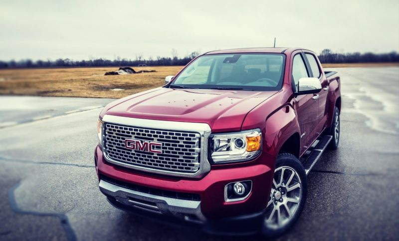 2019 GMC Canyon Denali Review, Release Date, Colors - 2019 ...