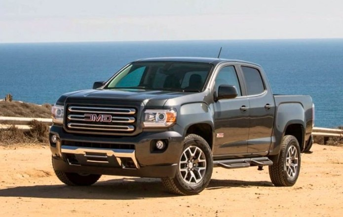 2019 GMC Canyon Diesel Engine, Changes