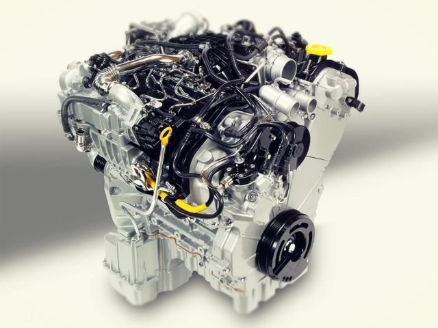 2020 Ram 1500 engine