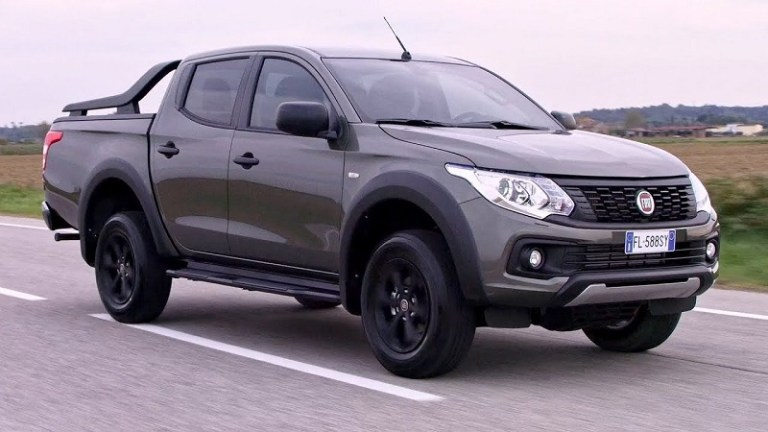 2018 Fiat Fullback Price, Features, Redesign