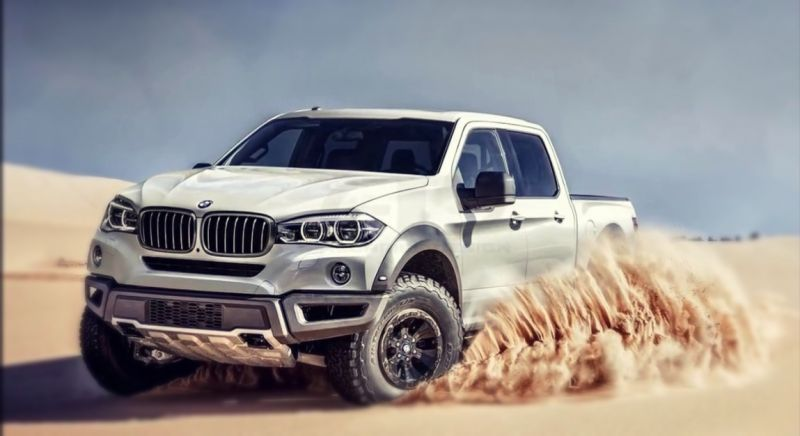 Bmw Pick Up Truck >> 2020 Bmw Pickup Truck Will Go Into Production Next Year 2019