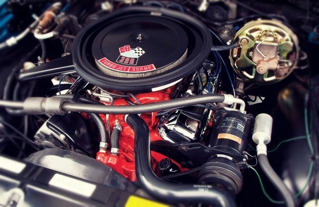 2020 Chevy El Camino engine