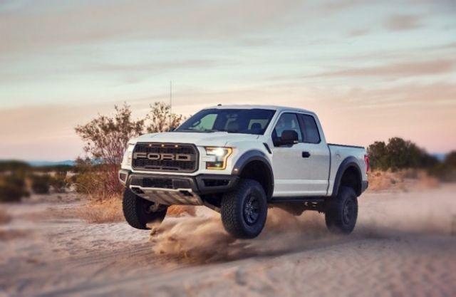 2020 Ford F-150 Raptor will receive a new 7.0-liter DOHC V8 engine - 2019 - 2020 Best Trucks