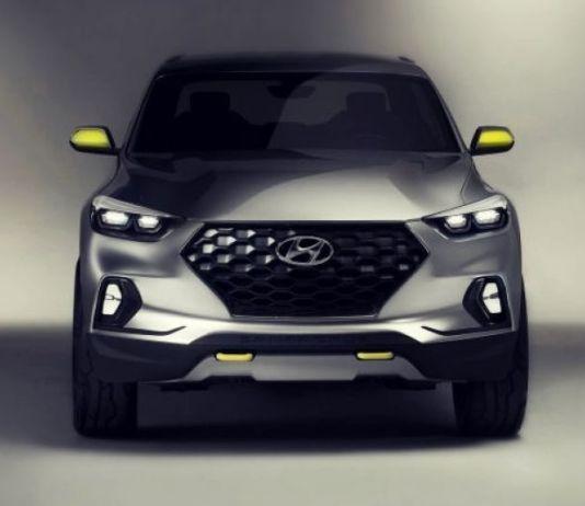 2020 Hyundai Santa Cruz view